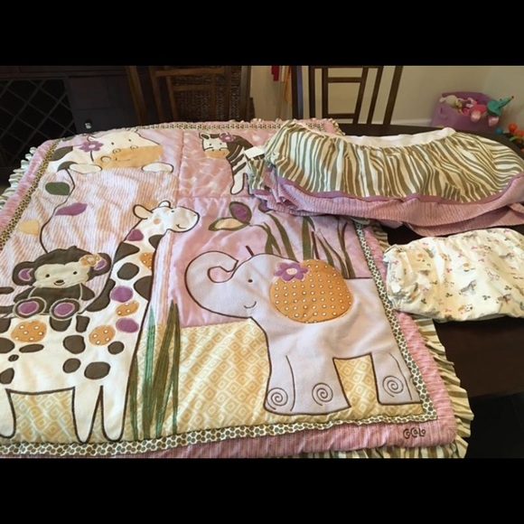coCalo Other - Toddler bedding set